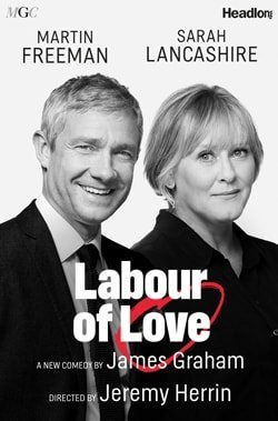 Labour of Love starring Martin Freeman and Sarah Lancashire