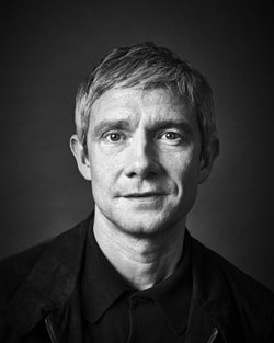 Martin Freeman - Photo by Andy Gotts