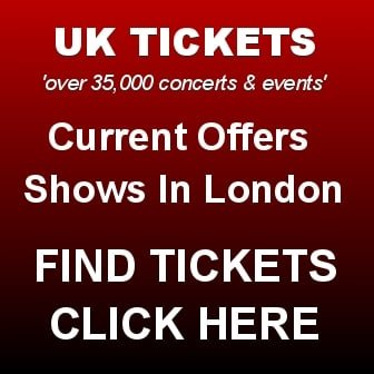Book theatre tickets