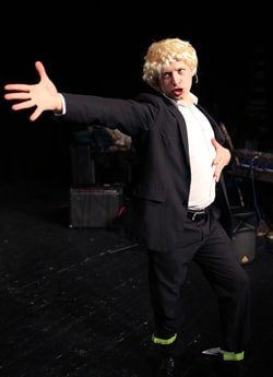 Boris the Musical - Credit Heather Isobel