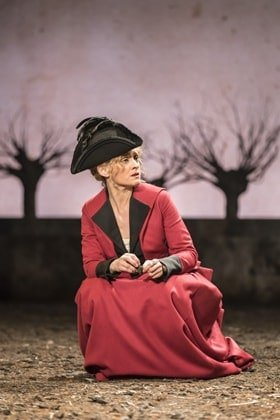 Anne-Marie Duff (Mary) in Common at the National Theatre (c) Johan Persson