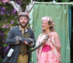 Guildford Shakespeare Company A Midsummer Night's Dream