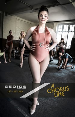 Geoids A Chorus Line
