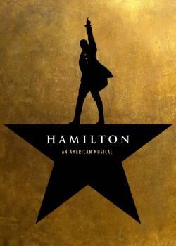 Hamilton at London Victoria Palace Theatre