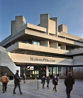NT entrance Feb 2015 photo by Philip Vile