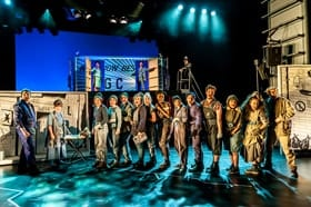 Urinetown Trinity Laban Musical Theatre students