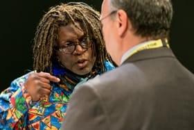 Mensah Bediako (Prez, Dr PG Washington)
