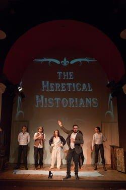 Historians Intro