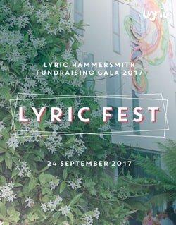 Lyric Fest 2017