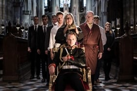 Antic Disposition's Richard III - courtesy of Scott Rylander