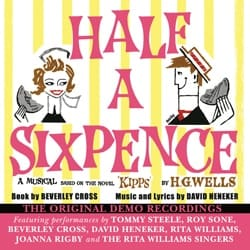 Half a Sixpence CD Cover