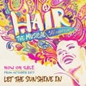 Review of 50th Anniversary production of Hair at The Vaults