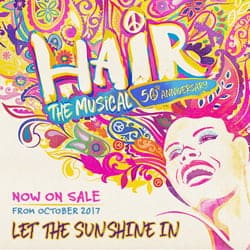 Hair The Musical | London Theatre Tickets for West End Shows
