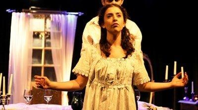 Emily McDouall as Ophelia