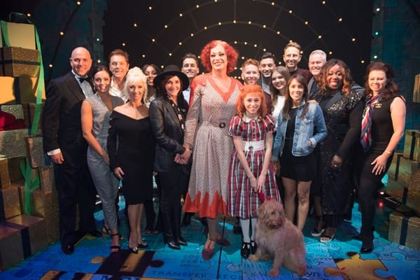 Annie Gala Night at the Piccadilly Theatre - Photo credit Craig Sugden