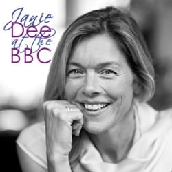 Janie Dee at the BBC - Album Cover