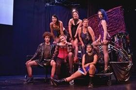Sex Worker's Opera - photo by Julio Etchart