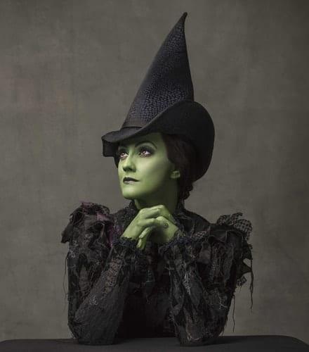 Wicked Alice Fearn (Elphaba) Photo by Darren Bell