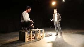 Pieces at The Vaults Theatre