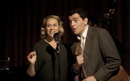 Katie Ray and Fed Zanni in Tenderly – The Rosemary Clooney Musical