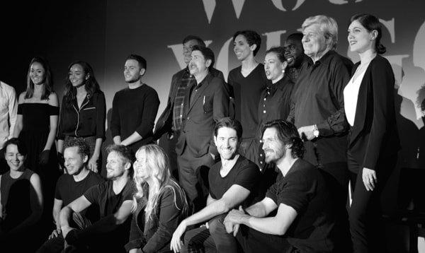 Cast of WWYG LA Photo by Mark Brown