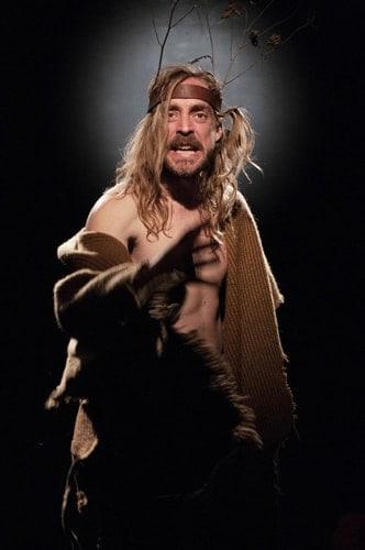 GILGAMESH Luke Trebilvock as GILGAMESH - Photo McVirn Etienne