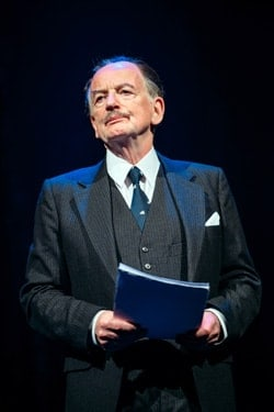 Ian McDiarmid as Enoch Powell - credit Mihaela Bodlovic