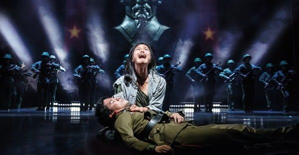 MISS SAIGON Tour – Further Touring Dates Announced