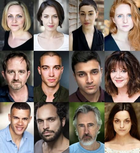 Mother Courage Final Cast