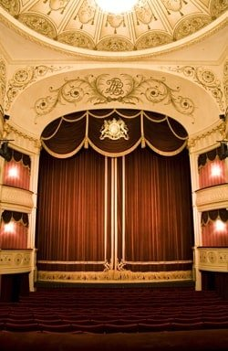 Theatre Royal Bath Main House Auditorium - Credit Piers Cunliffe