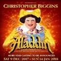 Aladdin at Richmond Theatre