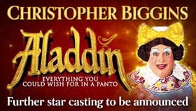 Aladdin at Richmond Theatre