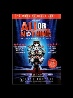 All Or Nothing Poster