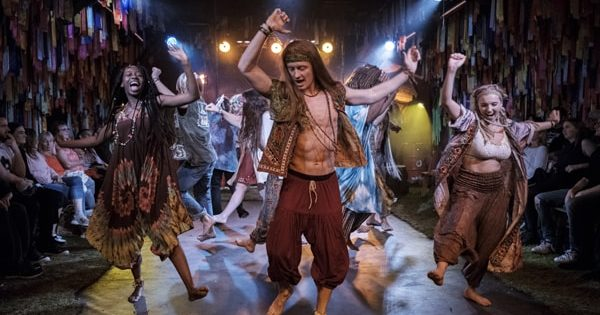 a critique of hair a production by theatre ufc The x factor spoiler: ayda field makes cheeky jibe about husband robbie williams' age as they critique teen fan's performance how to do the school run like a royal.