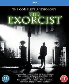 The Exorcist - The Complete Anthology