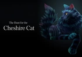 HiddenCity: The Hunt for the Cheshire Cat