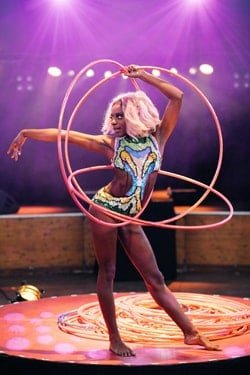 La Soiree - Symone Photo Credit Chris Gardner