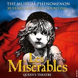 Les Miserables London Queen's Theatre