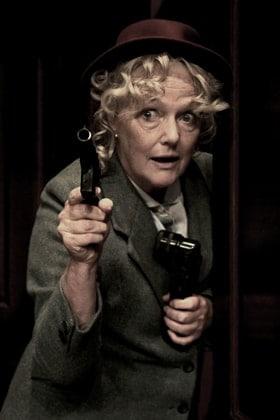 Louise Jameson as Miss Marple