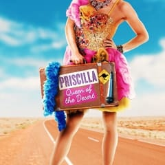Priscilla Queen of the Desert the Musical - Queen's Theatre Hornchurch