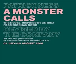 A Monster Calls at the Old Vic Theatre