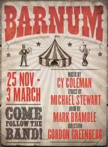 Barnum Poster