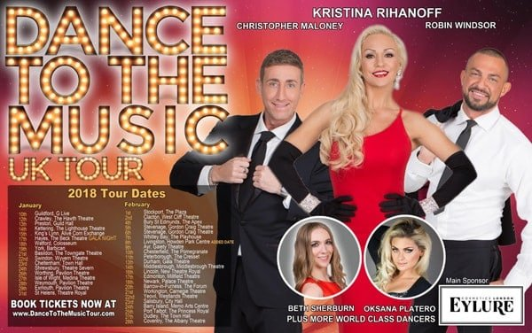 Dance to the Music Tour