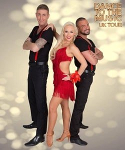 Kristina Rihanoff in Dance to the Music