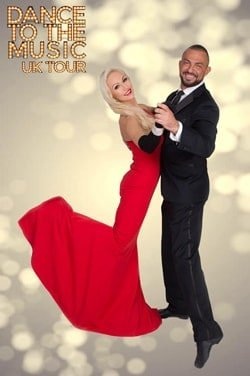 Kristina Rihanoff and Robin Windsor