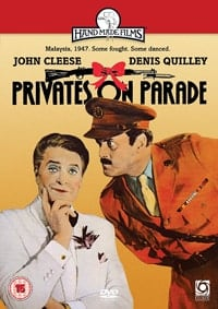 Privates On Parade Film starring John Cleese