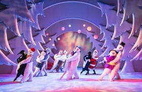 The Birmingham Repertory Theatre Production of The Snowman