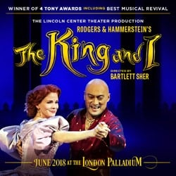 The King and I London Palladium