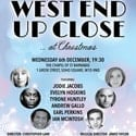 Holiday Charity Concert: West End Up Close at Christmas – Review