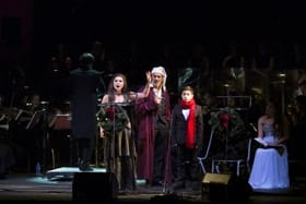 London Musical Theatre Orchestra: A Christmas Carol